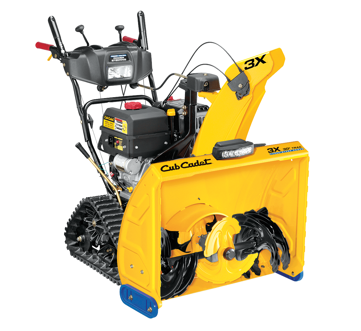 2017 Cub Cadet 3X 30 in. Trac in Sturgeon Bay, Wisconsin