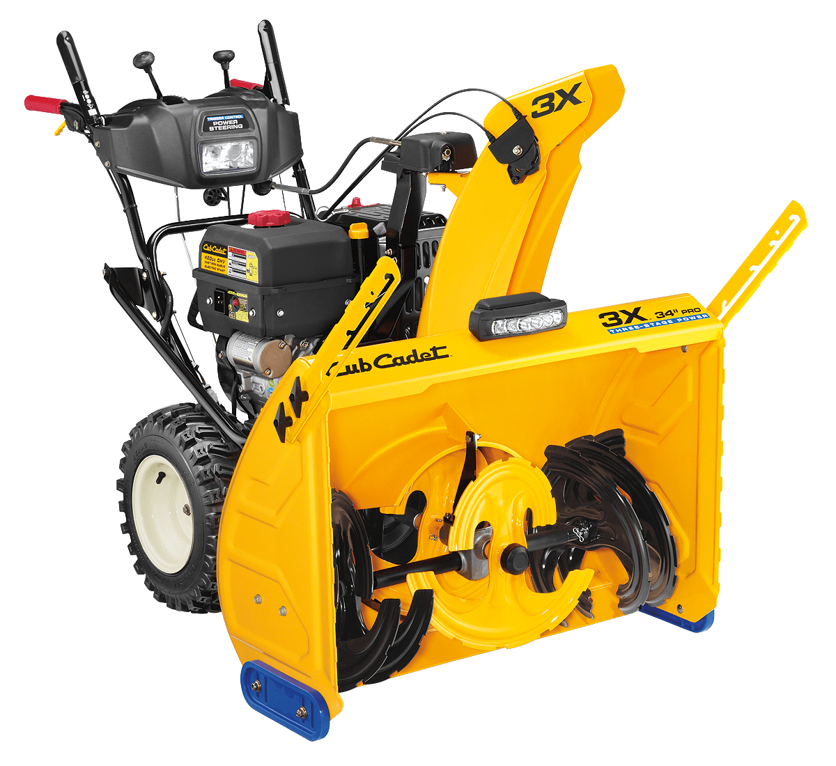 2017 Cub Cadet 3X 34 in. Pro in Sturgeon Bay, Wisconsin