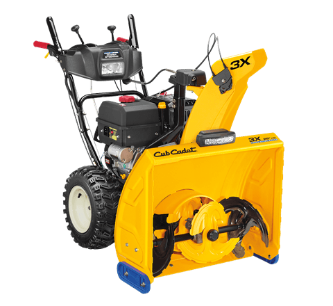 2017 Cub Cadet 3X 30 in. HD in AULANDER, North Carolina