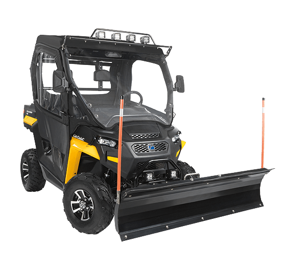 2017 Cub Cadet Challenger 400LX in Sturgeon Bay, Wisconsin