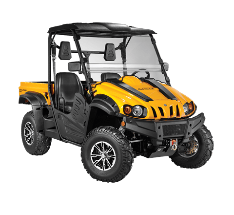 2017 Cub Cadet Challenger 500 in Hillman, Michigan