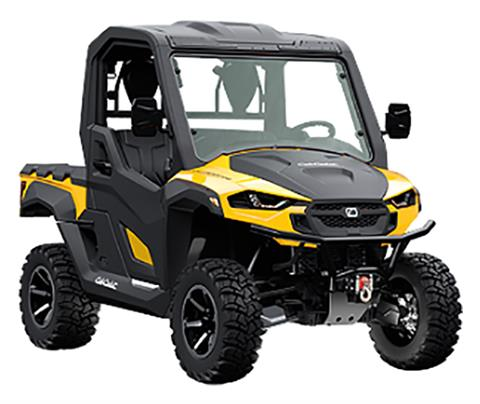 2017 Cub Cadet Challenger 750 in Hillman, Michigan