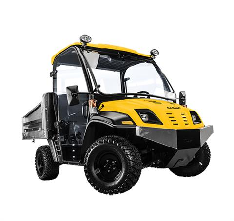 2017 Cub Cadet Volunteer (With Cab) in Hillman, Michigan
