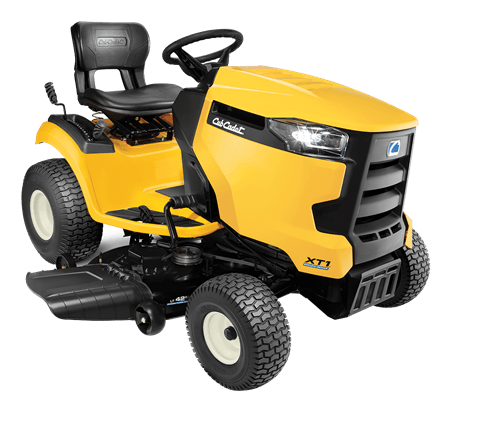 2018 Cub Cadet XT1 LT 42 in in Hillman, Michigan