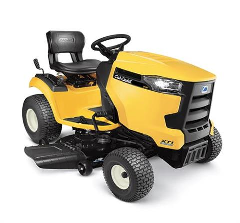 2018 Cub Cadet XT1 LT 46 in. EFI FAB in Hillman, Michigan
