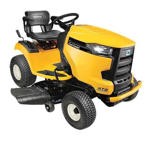 2018 Cub Cadet XT2 SLX 50 in. in Sturgeon Bay, Wisconsin