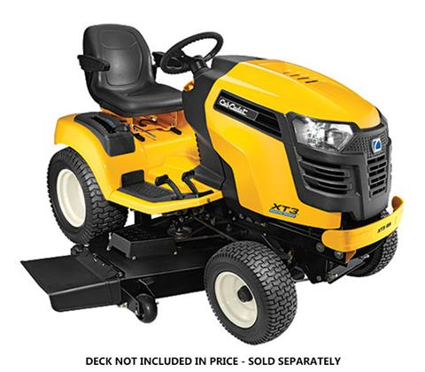 2018 Cub Cadet XT3 GS in Hillman, Michigan