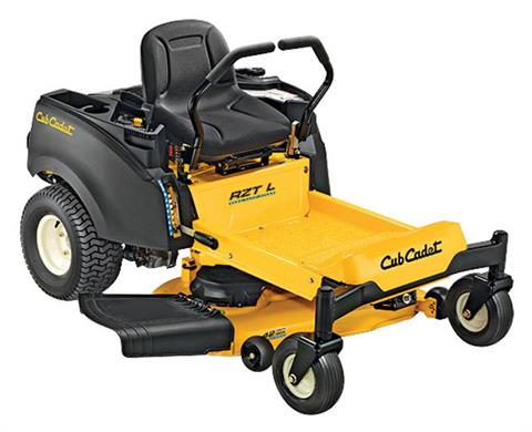 2018 Cub Cadet RZT L 42 in. Kohler 7000 Series 23 hp in Sturgeon Bay, Wisconsin