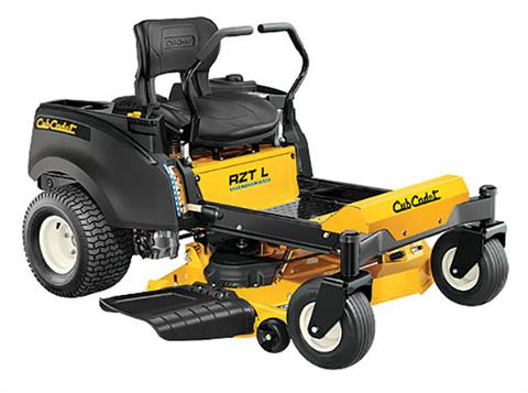 2018 Cub Cadet RZT L 46 in. Kohler 7000 Series 23 hp in Sturgeon Bay, Wisconsin