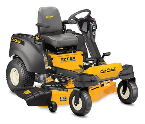 2018 Cub Cadet RZT SX 54 in. Kawasaki FR Series 21.5 hp in Sturgeon Bay, Wisconsin