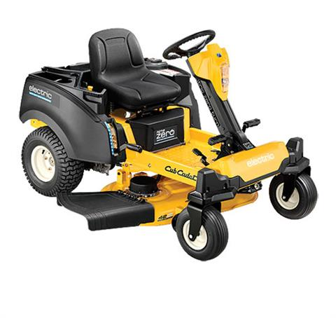 2018 Cub Cadet RZT S Zero Electric Zero-Turn Rider in Inver Grove Heights, Minnesota