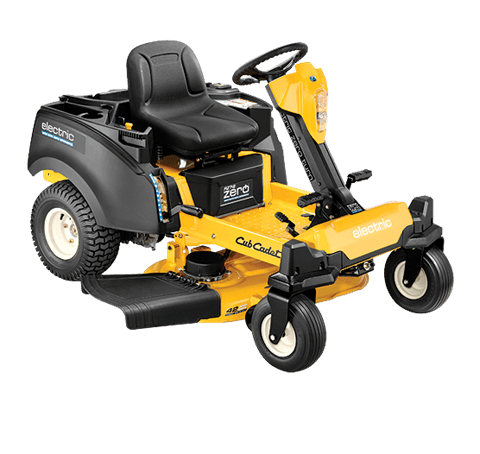 2018 Cub Cadet RZT S Zero Electric Zero-Turn Rider in Hillman, Michigan