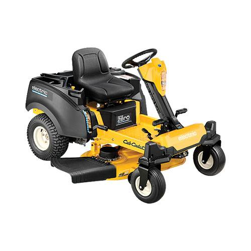 2018 Cub Cadet RZT S Zero Electric Zero-Turn Rider in Aulander, North Carolina