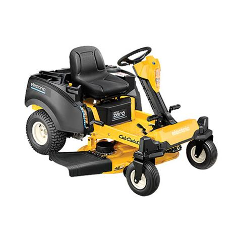 2018 Cub Cadet RZT S Zero Electric Zero-Turn Rider in Greenland, Michigan