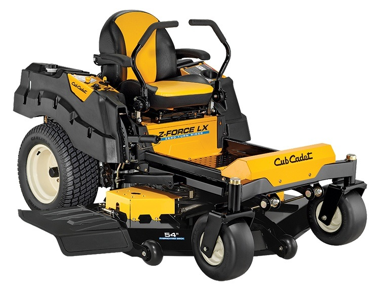 2018 Cub Cadet Z-Force LX 54 in Saint Marys, Pennsylvania