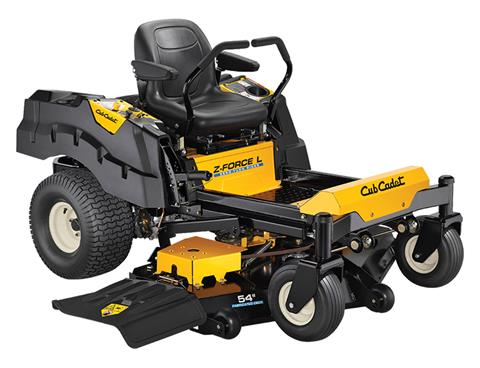 2018 Cub Cadet Z-Force L 54 in. Kohler 7000 Series 24 hp in Sturgeon Bay, Wisconsin