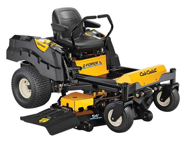 2018 Cub Cadet Z-Force L 54 in Sturgeon Bay, Wisconsin