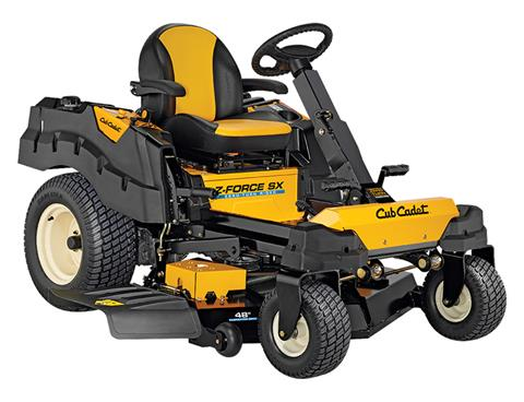 2018 Cub Cadet Z-Force SX 48 KW in Hillman, Michigan