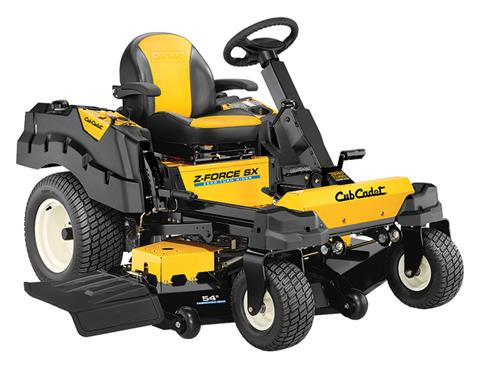 2018 Cub Cadet Z-Force SX 54 KW in Hillman, Michigan