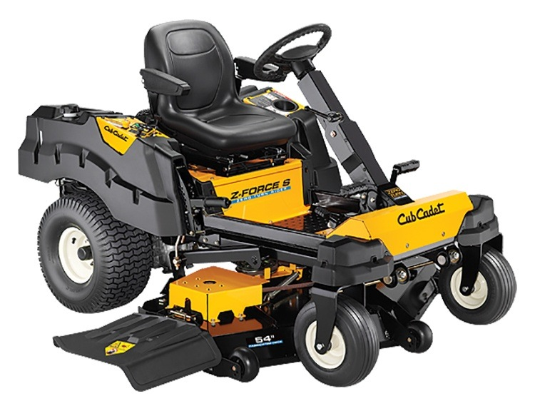 2018 Cub Cadet Z-Force S 54 in Sturgeon Bay, Wisconsin