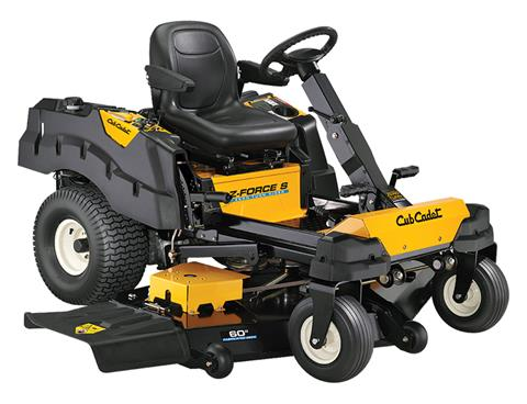 2018 Cub Cadet Z-Force S 60 in Inver Grove Heights, Minnesota