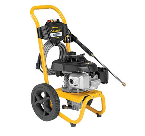 2018 Cub Cadet PW3024H Pressure Washer in Hillman, Michigan