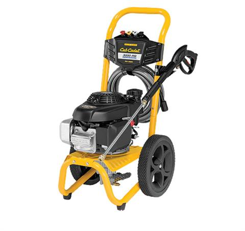 2018 Cub Cadet PW3024H Pressure Washer in Sturgeon Bay, Wisconsin