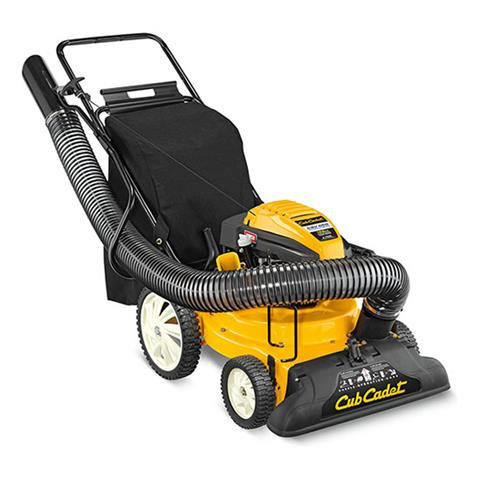 2018 Cub Cadet CSV 050 Chipper Shredder Vacuum in Hillman, Michigan