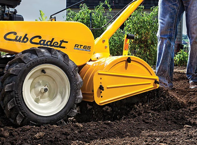 2018 Cub Cadet VT 100 Garden Tiller in Sturgeon Bay, Wisconsin