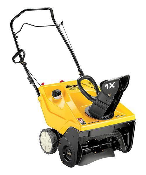 2018 Cub Cadet 1X 21 in. in Sturgeon Bay, Wisconsin
