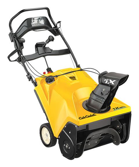 2018 Cub Cadet 1X 21 in. LHP in Hillman, Michigan