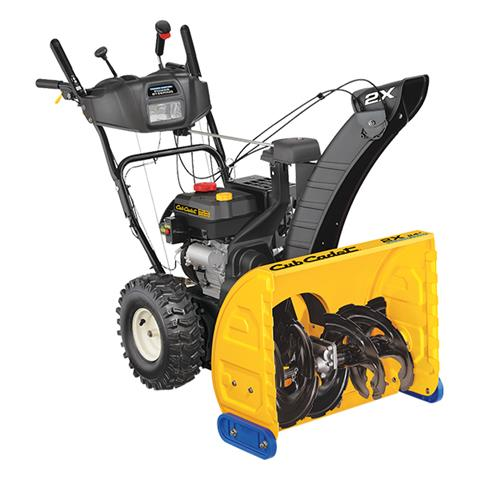 2018 Cub Cadet 2X 24 in. in Hillman, Michigan