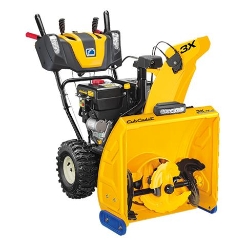 2018 Cub Cadet 3X 24 Inch HD in AULANDER, North Carolina