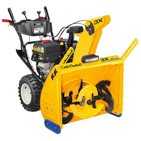 2018 Cub Cadet 3X 30 in. PRO in Hillman, Michigan