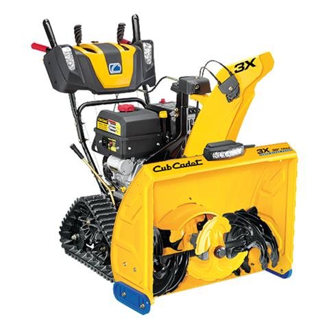 2018 Cub Cadet 3X 30 Inch Trac in Sturgeon Bay, Wisconsin