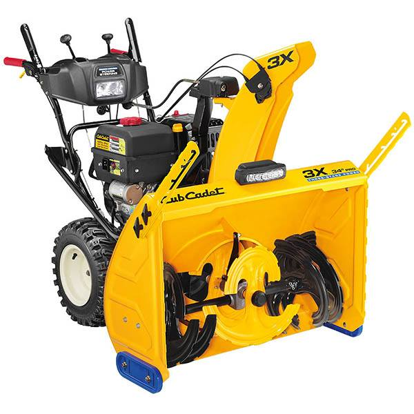 2018 Cub Cadet 3X 34 in. PRO in Glasgow, Kentucky