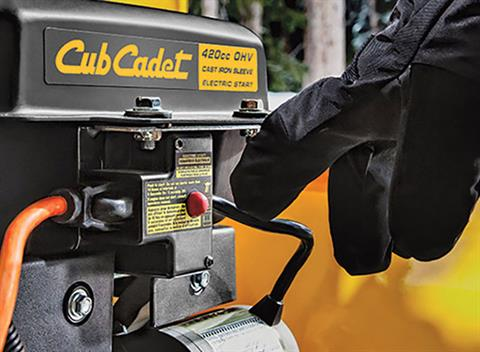 2018 Cub Cadet 3X 34 in. PRO H in Hillman, Michigan