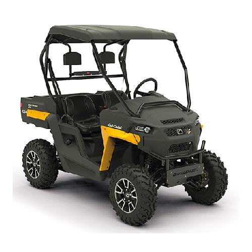 2018 Cub Cadet Challenger 400 4x4 in Logan, Utah - Photo 1