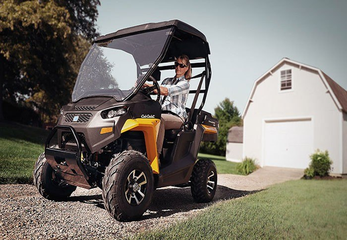 2018 Cub Cadet Challenger 400 4x4 in Logan, Utah - Photo 2