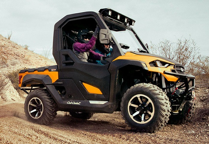 2018 Cub Cadet Challenger 550 Camo in Logan, Utah - Photo 2