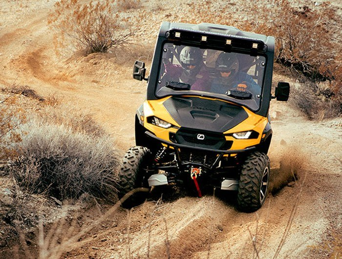2018 Cub Cadet Challenger 550 Camo in Logan, Utah - Photo 4