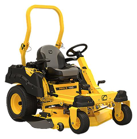 2019 Cub Cadet Pro Z 54 in. S Kohler EFI 27 hp in Berlin, Wisconsin