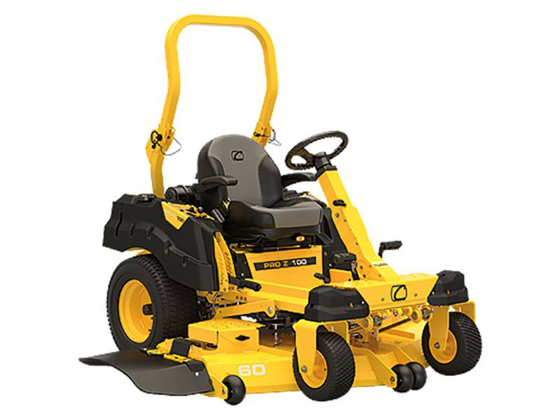 2019 Cub Cadet Pro Z 60 in. S Kohler 23.5 hp in Glasgow, Kentucky