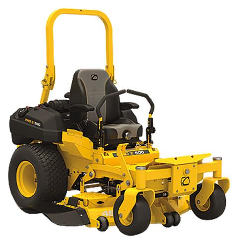 2019 Cub Cadet Pro Z 48 in. L Kawasaki 23.5 hp in Greenland, Michigan