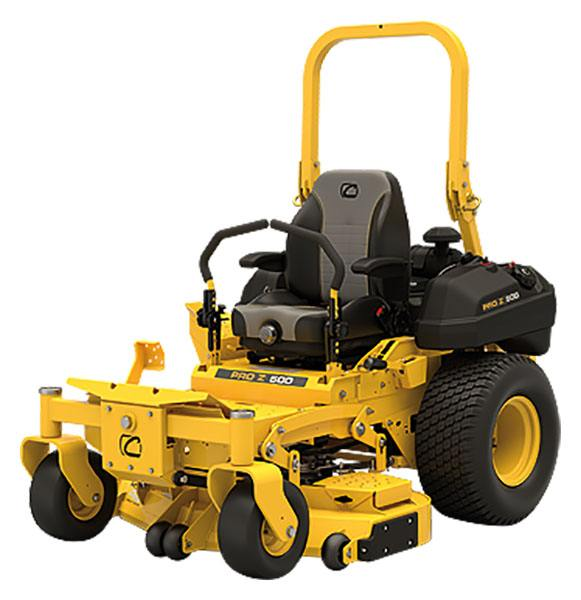 2019 Cub Cadet Pro Z 48 in. L Kawasaki 23.5 hp in Berlin, Wisconsin