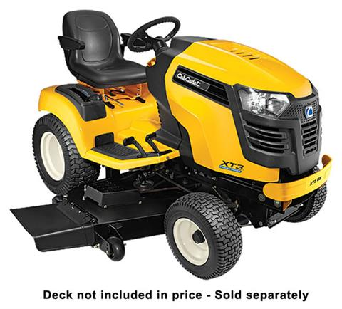 2019 Cub Cadet XT3 GS 42 in. Kohler Command 22.5 hp in Sturgeon Bay, Wisconsin