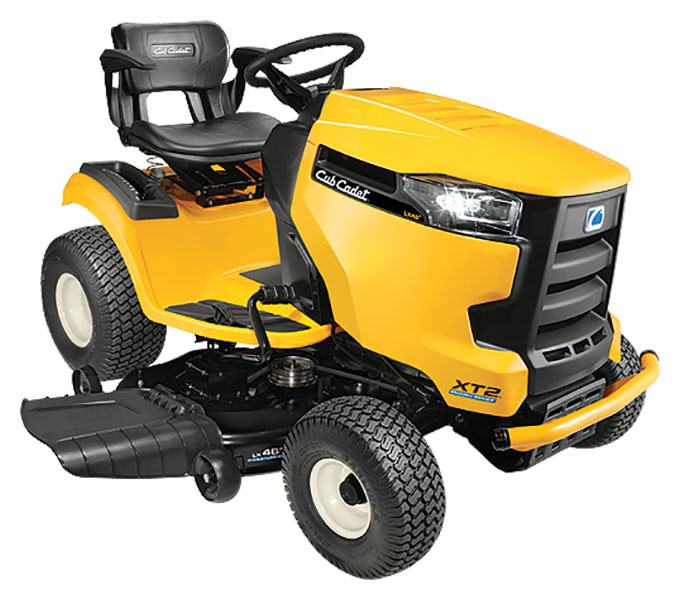2019 Cub Cadet XT2 LX46 46 in. Kohler 7000 Series 24 hp in Berlin, Wisconsin