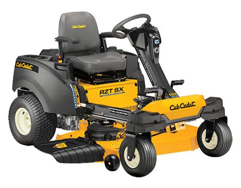2019 Cub Cadet RZT SX 46 in. Cub Cadet 679 cc in Berlin, Wisconsin