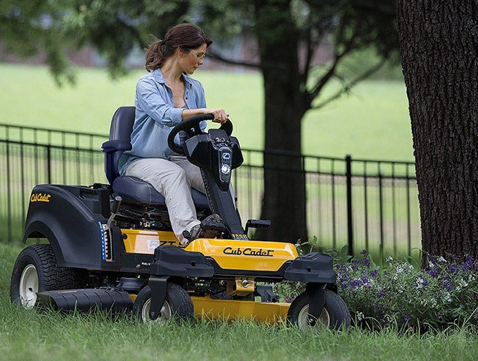 2019 Cub Cadet RZT SX 46 in. Cub Cadet 679 cc in Lake Mills, Iowa - Photo 9