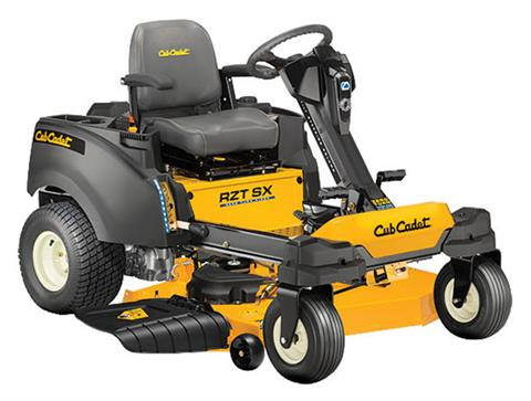 2019 Cub Cadet RZT SX 46 in. Kohler 7000 Series 23 hp in Sturgeon Bay, Wisconsin